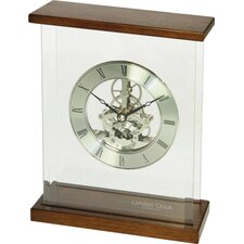 Skeleton Mantel Clock
