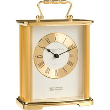 Metal Cased Carriage Clock