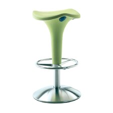 Zanzibar Adjustable Height Bar Stool