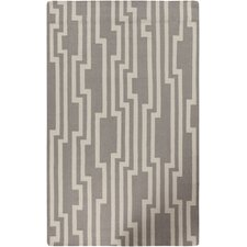 Market Place Flint Gray Rug