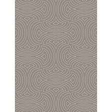 Luminous Oyster Gray Rug