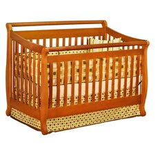 Amy 3-in-1 Convertible Crib with 260 Coil Mattress