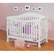 Athena Allie 3-in-1 Convertible Crib Set