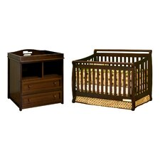 <strong>AFG Furniture</strong> Amy Crib Set