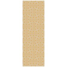 <strong>Smithsonian Rugs</strong> Archive Yellow/Ivory Rug