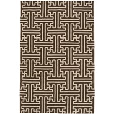 Archive Brown/Ivory Area Rug
