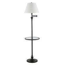 Broadmoore Swingarm Floor Lamp