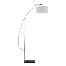 Adjustable Height Designer Floor Lamp