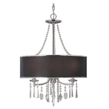 Echelon 3 Light Chandelier