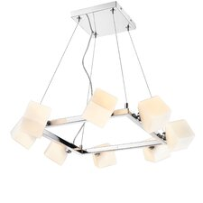 Volga 8 Light Pendant