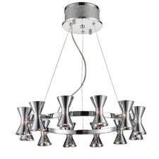 Kim 12 Light Chandelier