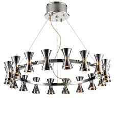 <strong>Golden Lighting</strong> Kim 18 Light Chandelier