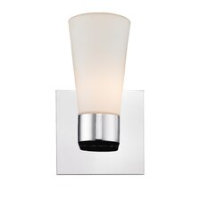 <strong>Golden Lighting</strong> Cono 1 Light Wall Sconce