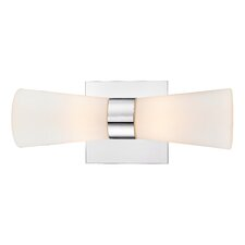 Cono 2 Light Bath Vanity Light