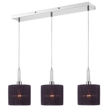 Solal 3 Light Pendant