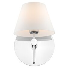 <strong>Golden Lighting</strong> Sirio 1 Light Wall Sconce