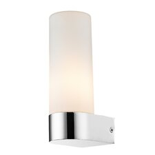 <strong>Golden Lighting</strong> Cilia 1 Light Wall Sconce
