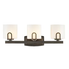 Presilla 3 Light Vanity Light