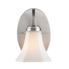 <strong>Golden Lighting</strong> Accurian 1 Light Wall Sconce
