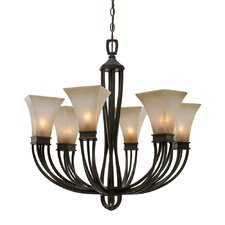Origins 6 Light Chandelier