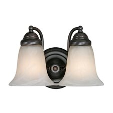 Centennial 2 Light Vanity Light