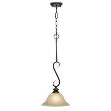 Lancaster 1 Light Mini Pendant
