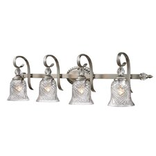 Alston Place 4 Light Bath Vanity Light