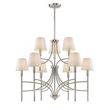 Taylor 9 Light Chandelier