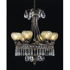 Le Grandeur 6 Light Chandelier