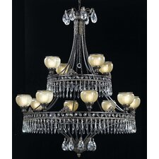 <strong>Triarch Lighting</strong> Le Grandeur 12 Light Chandelier