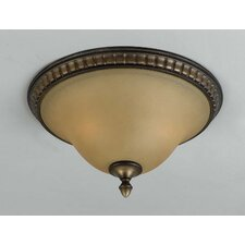 Value Series 230 2 Light Flush Mount