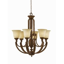 <strong>Triarch Lighting</strong> Ambassador 6 Light Chandelier