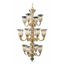 Regency 16 Light Chandelier