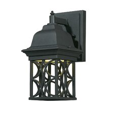 Dark Sky 1 Light Wall Lantern
