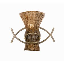 <strong>Triarch Lighting</strong> Bali 1 Light Wall Sconce