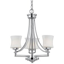 Astro 3 Light Mini Chandelier