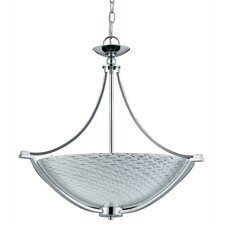 Halogen VII 4 Light Inverted Pendant