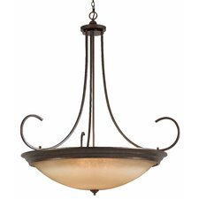 La Costa 12 Light Inverted Pendant