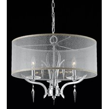 Allure 3 Light Pendant