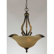 <strong>Triarch Lighting</strong> Value Series 230 3 Light Inverted Pendant