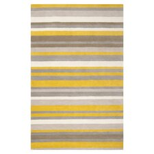 Madison Square Citrine Area Rug