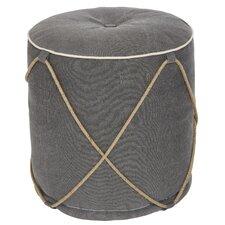 Marco Pouf Drum Ottoman