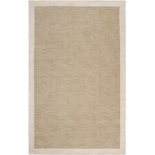 Madison Square Safari Tan & Parchment Area Rug