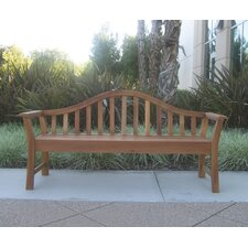 Luxury Wood Garden Bench