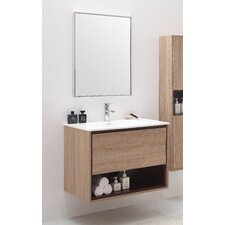 "Sonoma 32"" Single Bathroom Vanity Set with Mirror"