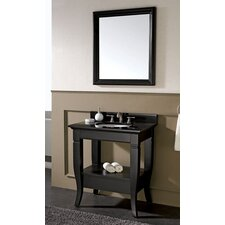 "Milano 31"" Bathroom Vanity Set with Undermount Sink"