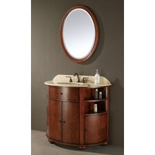 "Oxford 38"" Bathroom Vanity Set"
