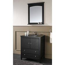 "Westwood 31"" Single Bathroom Vanity Set"