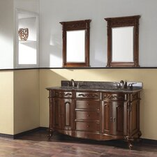 "Provence 60"" Bathroom Vanity Set"