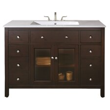 "Lexington 48"" Vanity Set"